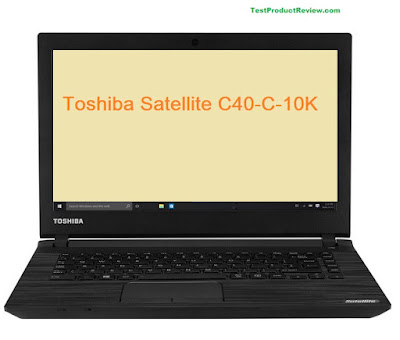 Toshiba Satellite C40-C-10K laptop