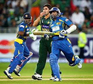 Sri Lanka beat Pakistan by 24 runs in a thrilling second T20