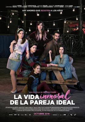 La Vida Inmoral De La Pareja Ideal 2016 DVD R4 NTSC Latino