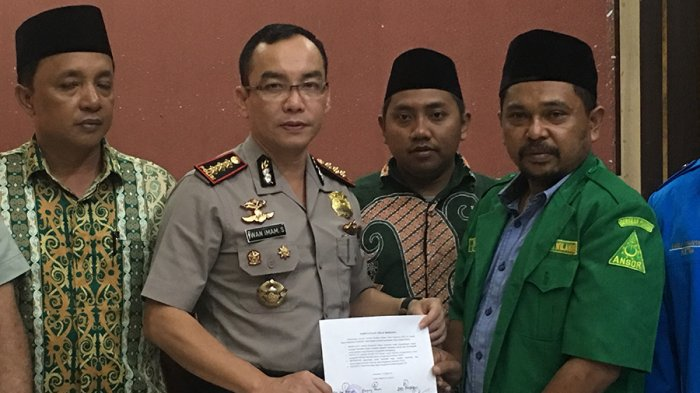 Tak Mau Kompromi Soal Keutuhan NKRI, OKP dan Ormas Islam di Kalbar Tolak Pengasong Khilafah