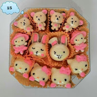 Coklat Toples Kecil Hello Kitty