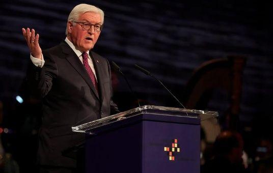 Presidente alemán está a favor de endurecer políticas para refugiados