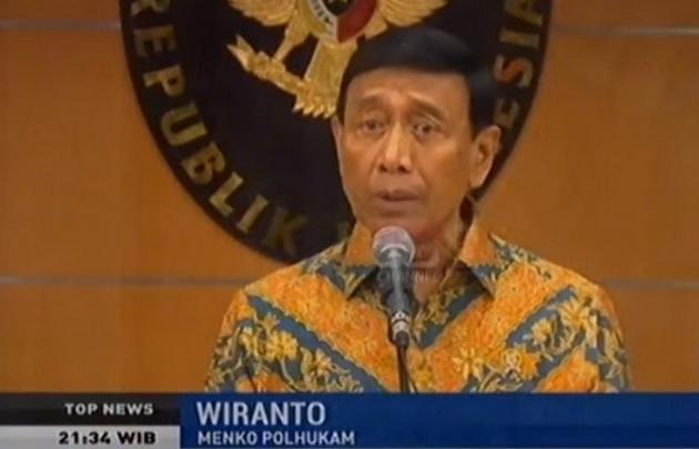 Surat Terbuka dari seorang Purn TNI untuk Menko Polhukam Wiranto, Soal Senjata & Fungsi Polri