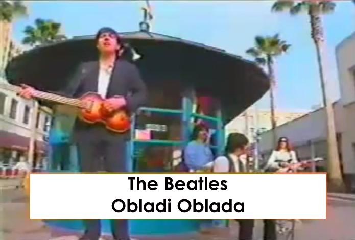 Lyrics Obladi Oblada The Beatles With Chords And Video Lyrics