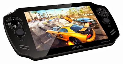 GamePad, tablet android, tablet gaming, android, archos