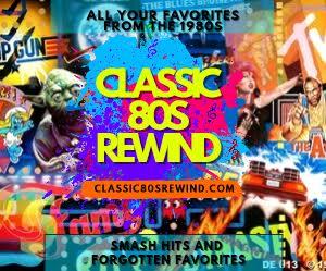 Listen To Classic 80s Rewind Radio