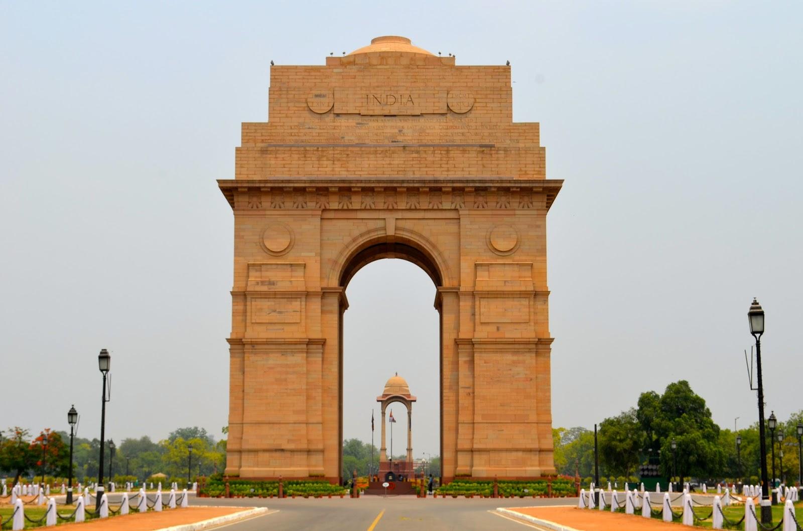 India Gate Delhi,India