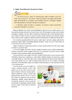 Sağlık Bilgisi ve Trafik Kültürü Ders Kitabı Cevapları Ada Yayınları Sayfa 16