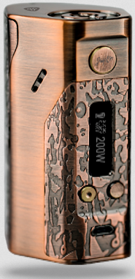 Wismec Reuleaux DNA200 Have New Color Coming !