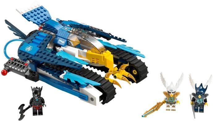 Moje Klocki Lego Lego Chima Orły Cz1