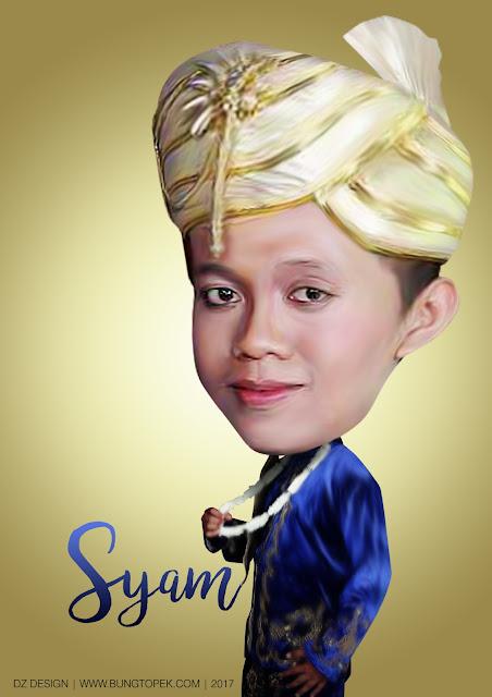 Karikatur Syamrawi