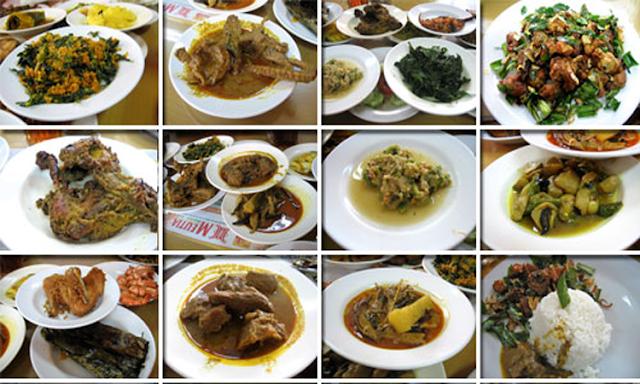 10 Makanan Tradisional Indonesia