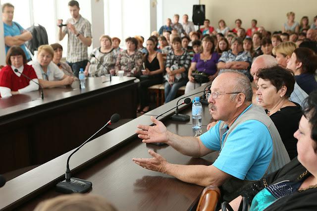 Кризис на «Загорском бройлере» будет разруливать Сергей Пахомов Сергиев Посад