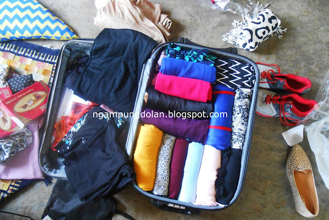 Tips Packing Saat Travelling