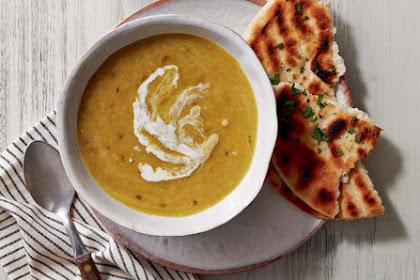 Instant Pot: Moong Dal Soup Recipe
