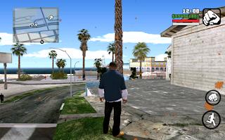 تحميل لعبة gta san بمود gta v للأندرويد l غرافيك خيالي HD  مجانا وشغالة 100%