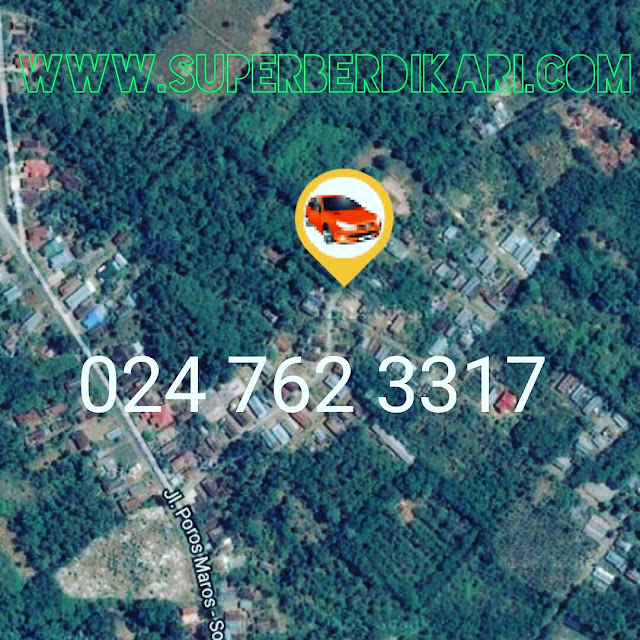 GPS TRACKER SALATIGA semarang magelang