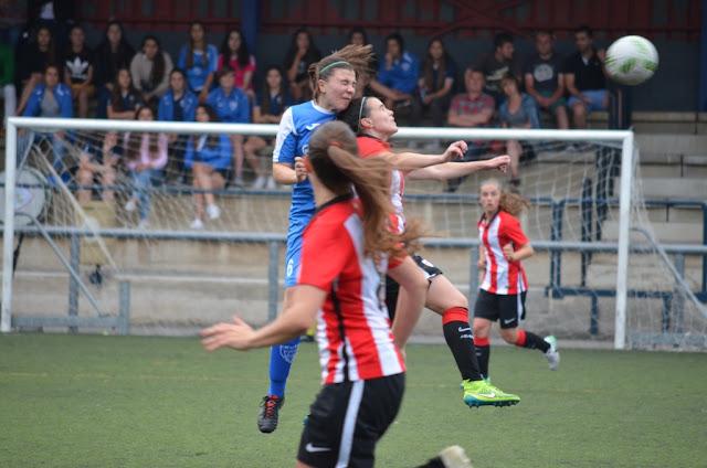 Fútbol | El Pauldarrak se proclama campeón de la Copa Vasca tras imponerse al Athletic B