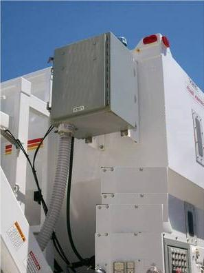 Truck-mounted Dispenser of concrete Admixture
