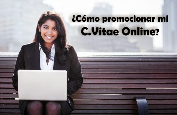 promocionar c.vitae online