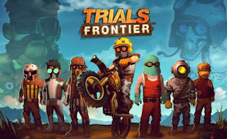Trials frontier mod apk download