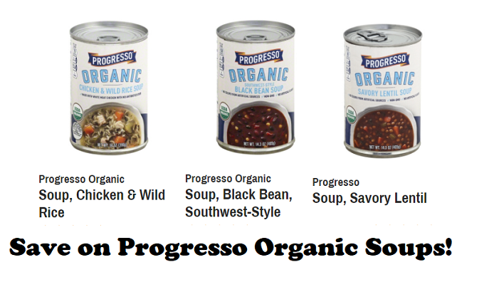 image regarding Printable Progresso Soup Coupons named Progresso Natural and organic Soup Package deal at Wegmans Promotions and Toward-Dos