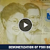 Watch: Atty. Larry Gadon pushes petition to demonetize P500 bills