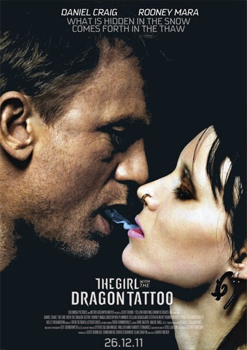 The Girl with the Dragon Tattoo - Dziewczyna z Tatuażem (2011)