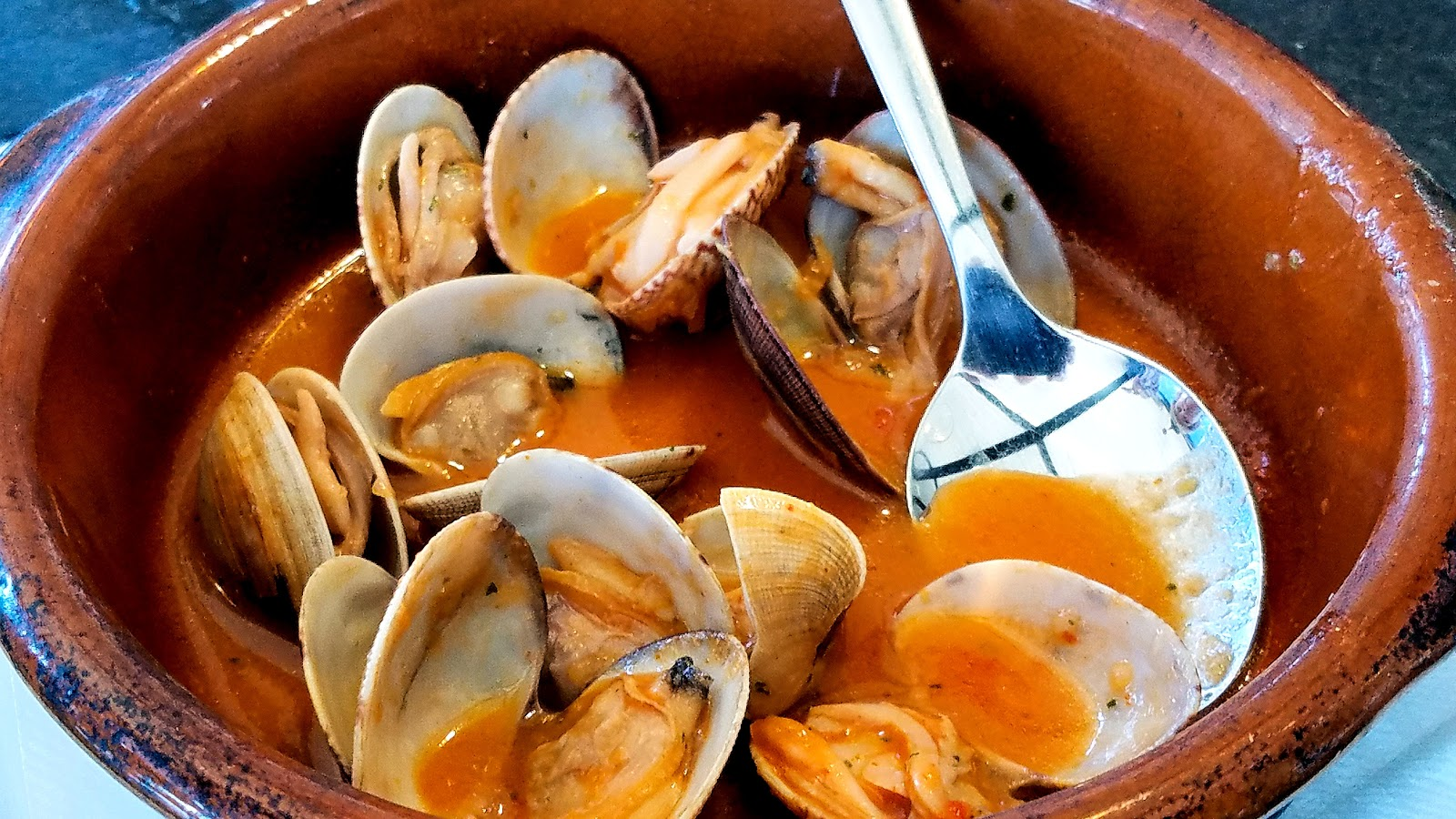 Galician clams!
