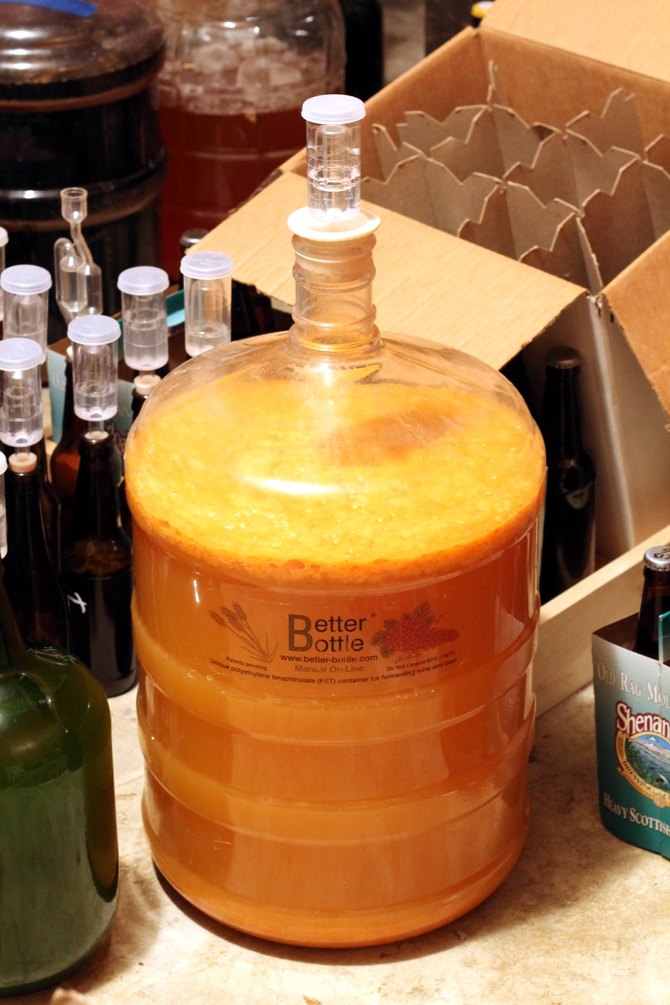 The Mad Fermentationist - Homebrewing Blog: July 2015