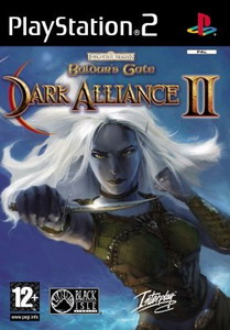 Baldurs%2BGate%2BDark%2BAlliance%2B2 - Baldurs Gate Dark Alliance 2 | Ps2