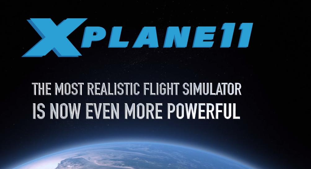 X-Plane 11 nos trae el mejor simulador de vuelo el 23 de junio