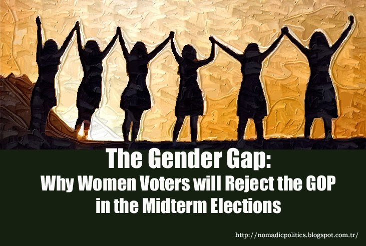 The Gender Gap: Why Women Voters will Reject the GOP in ...