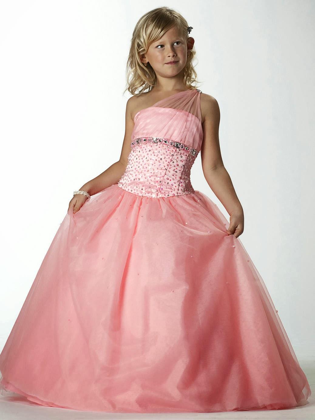 Vestidos de fiesta de niña ¡19 Lindas opciones con imágenes! | 101 ...