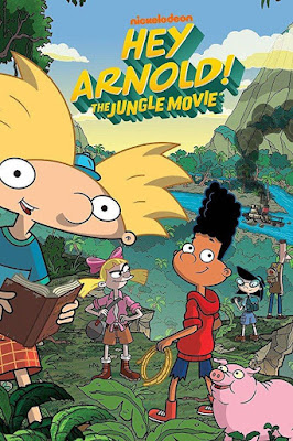 Hey Arnold The Jungle Movie 2017 Custom HD Dual Latino