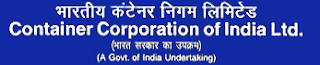 Container Corporation of India (CONCOR) Assistant | Stenographer Recruitment 2015