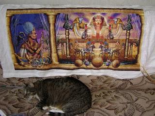 Tryptyk Egipski – po raz 17