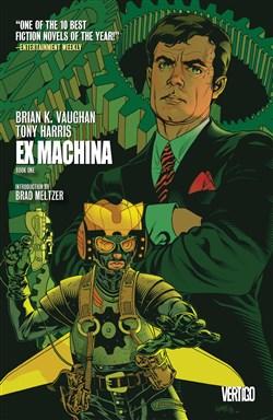 Ex Machina – Truyện tranh