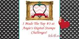 Top 3 Placement at Angie's Digital Challenge