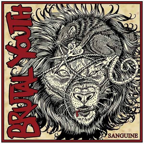 "Brutal Youth stream new album ""Sanguine"""