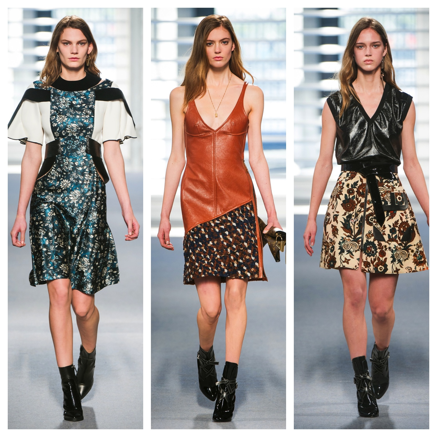 Louis Vuitton Women's Ready-To-Wear Fall/Winter 2014-2015 Fashion Show