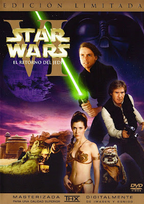Star Wars: Episode VI – Return of the Jedi [1983] [DVDR] [R1] [NTSC] [Latino]