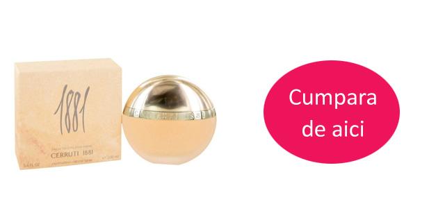 Parfum femei Nino Cerruti Cerruti 1881, 100 ml - 68% reducere