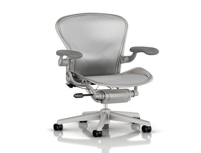 best modern ergonomic office chair features