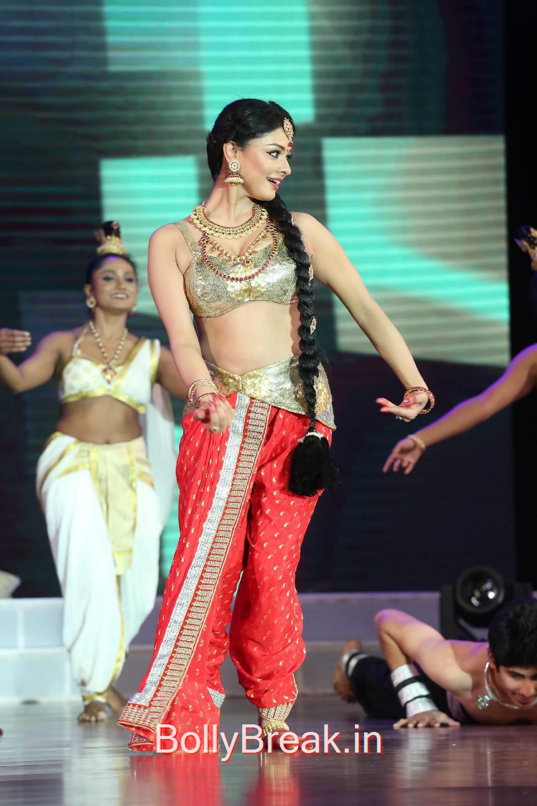 High Quality Pooja Kumar Pics, Actress Pooja Kumar Hot Dancing Pics at  Uttama Villain Movie Aduio Launch