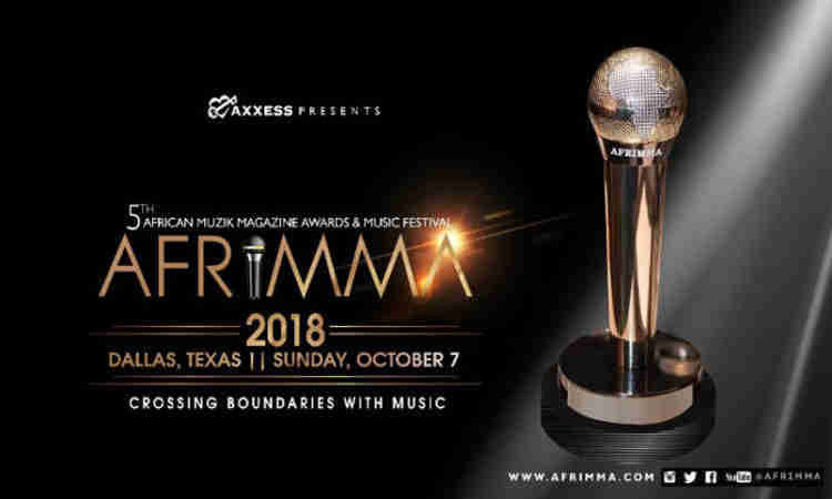 2018 AFRIMMA nominations list: Davido tops with 5 nominations
