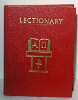 The Lectionary A Treasure For Liturgy And Prayer