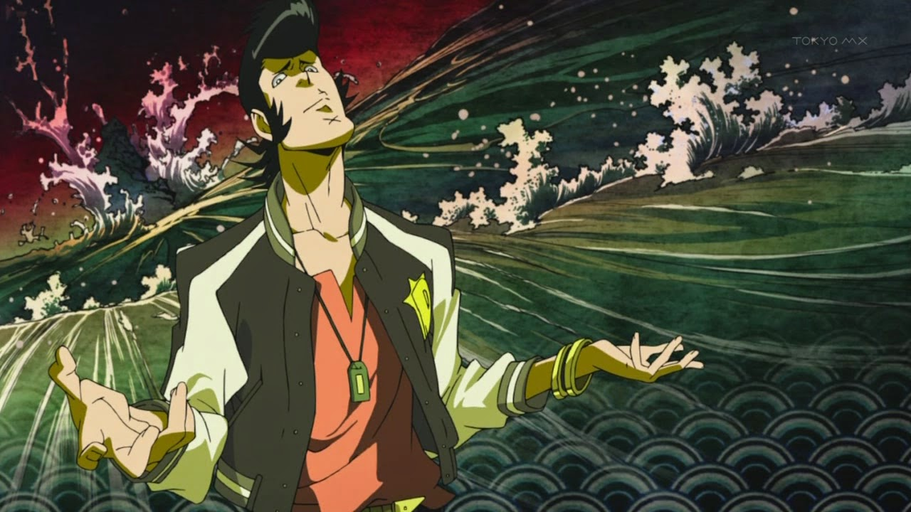 Peri Psuche Space Dandy and Taoism