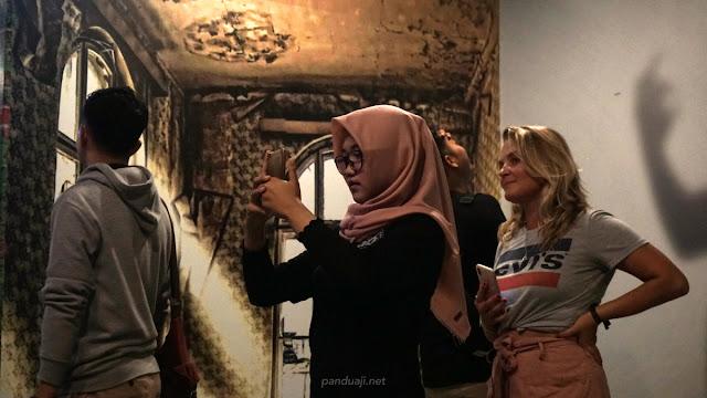 Foto di Old City 3D Art Museum Semarang