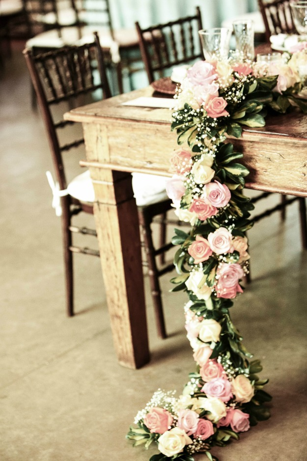 Casamento Rústico Campinas - Mesa dos Noivos